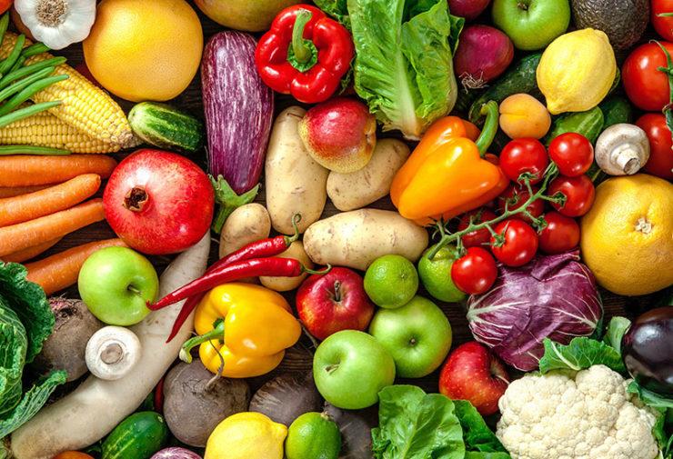 Richtige Ernährung bei Gicht